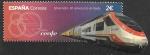 Stamps Europe - Spain -  80ªrenfe