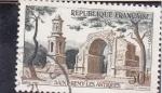 sello : Europa : Francia : Saint-Remy-Les Antiques
