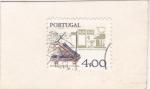 Stamps Portugal -  escritura manual- computadora