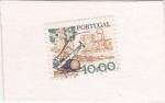 Stamps Portugal -  sierra manual-sierra mecánica