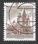 Sellos de Europa - Austria -  630 - Mariazell
