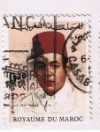 Sellos del Mundo : Africa : Marruecos : Royaume du Maroc 14