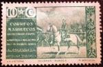 Stamps : Europe : Spain :  MARRUECOS ESPAÑOL. 1941          BENEFICIENCIA