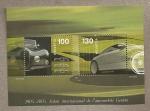 Sellos de Europa - Suiza -  Centenario del salón del automóvil Ginebra