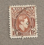 Sellos del Mundo : Africa : Nigeria : Jorge VI