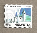 Stamps Switzerland -  Pro-Patria 2005