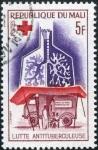 Stamps Africa - Mali -  Antituberculosis