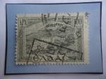Stamps Greece -  Unión del Dedeconesco con Grecia- Regreso de la Isla Dedokanes a Grecia- Monasterio de Sn. Juan.