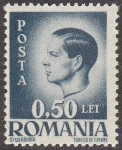 Stamps : Europe : Romania :  King Michael Definitives 1945-1947