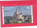 Sellos del Mundo : Europa : Alemania : castillo Marksburg