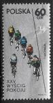 Stamps : Europe : Poland :  Carrera ciclista Praga