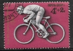 Stamps : Europe : Russia :  Ciclismo