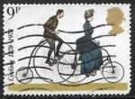 Stamps : Europe : United_Kingdom :  Ciclismo
