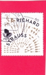 Sellos del Mundo : Europa : Alemania : Richard Strauss