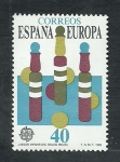 Stamps : Europe : Spain :  C E P T