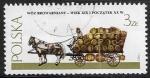Stamps : Europe : Poland :  Vagon de cerveza