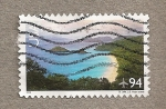 Stamps United States -  St John Islas Virgenes