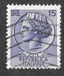 Sellos del Mundo : Europa : Italia : 679 -