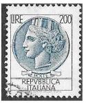Sellos del Mundo : Europa : Italia : 998U -