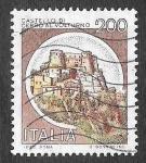 Sellos del Mundo : Europa : Italia : 1420 - Castillo de Cerro al Volturno