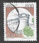Sellos del Mundo : Europa : Italia : 1426 - Castillo de Rovereto