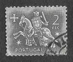 Sellos del Mundo : Europa : Portugal : 769 - Dionisio I de Portugal