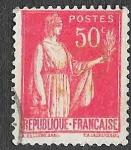 Sellos del Mundo : Europa : Francia : 267 - Paz con Rama de Olivo