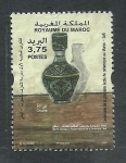 Stamps : Africa : Morocco :  1 era.Escuela de ceramica  ASAFI
