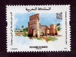 Stamps Morocco -  1300 F0ndaci0n  SIJILMASSA  Marruecos