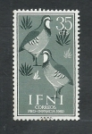 Stamps : Africa : Morocco :  Perdices