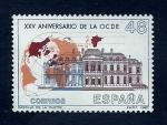 Stamps : Europe : Spain :  Castillo de la Muette
