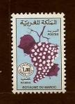 Stamps : Africa : Morocco :  Vendimia