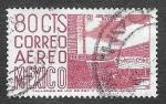 Sellos del Mundo : America : México : C194 - Estadio Universitario de la Ciudad de México
