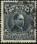 Stamps Bolivia -  Presidente SILES.