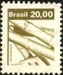 Sellos de America - Brasil -  Caña de azúcar.