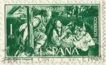 Sellos de Europa - España -  1692