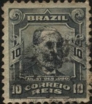 Sellos del Mundo : America : Brasil : Aristides Lobo.