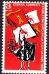 Sellos de Europa - España -  1674