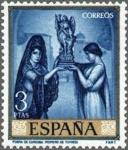 Sellos de Europa - España -  1664