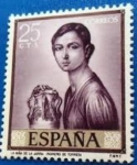 Sellos del Mundo : Europa : España : 1657