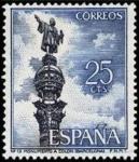 Sellos de Europa - España -  1643
