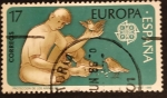 Stamps Spain -  Europa 1986