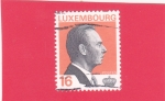 Stamps : America : Luxembourg :  Gran Duque Jean