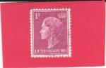 Sellos del Mundo : Europa : Luxemburgo : Gran duquesa Charlotte