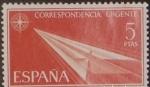 Sellos de Europa - España -  1767