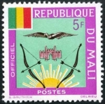 Stamps Africa - Mali -  Escudo