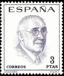 Stamps : Europe : Spain :  1760