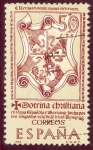Stamps : Europe : Spain :  1752