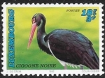 Stamps : Europe : Luxembourg :  aves