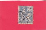 Stamps Europe - France -  Derechos del hombre